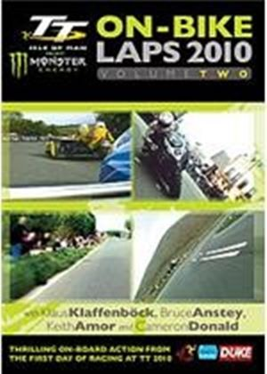 TT 2010 On-Bike Laps Vol. 2