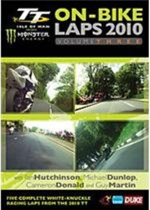 TT 2010 On-Bike Laps Vol. 3