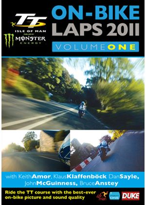 TT 2011 On-Bike Laps Vol. 1 DVD