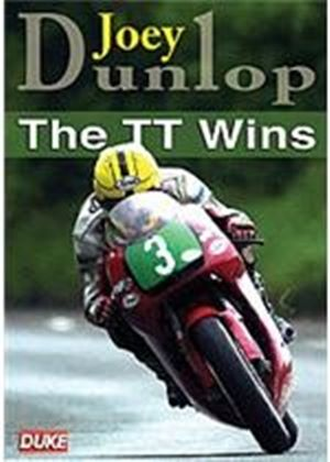 Joey Dunlop - The Tt Wins