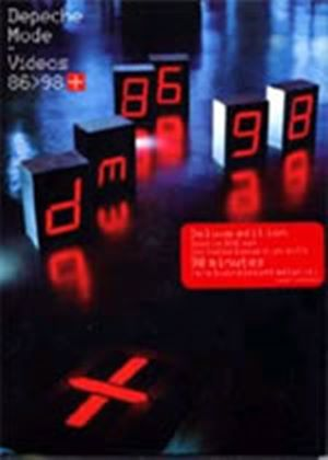 Depeche Mode - The Videos - 86-98 (Two Discs)