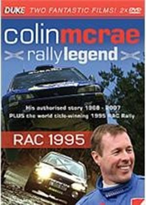 Colin Mcrae - Rally Legend / Rac Rally 1995