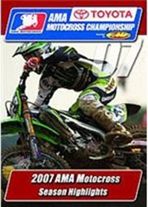 Ama Motocross Championship Review 2007