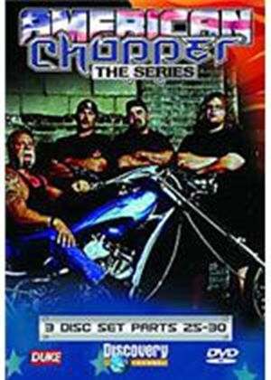 American Chopper - Series 5 - Part 25-30
