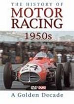 History Of Motor Racing - 1950s