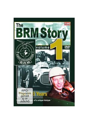 BRM Story, The - Vol. 1 - The V16 Years