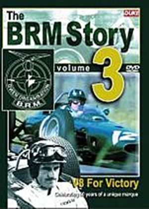 BRM Story, The - Vol. 3 - V8 For Victory