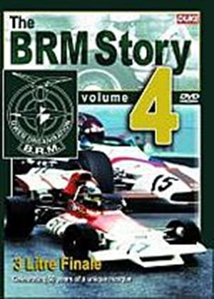 BRM Story, The - Vol. 4 - 3 Litre Finale