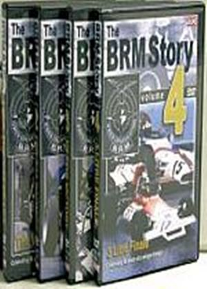 BRM Story, The (Box Set)