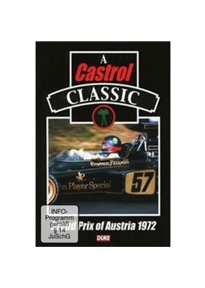 Grand Prix Of Austria 1972