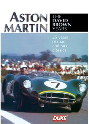 Aston Martin - The David Brown Years