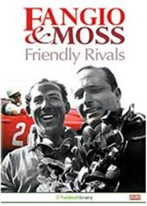 Fangio And Moss - Friendly Rivals