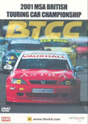 British Touring Car Rev.2001