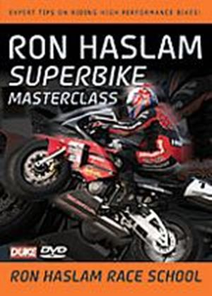 Ron Haslam Track Day Masterclass