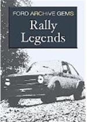 Ford Archive Gems - Rally Legends