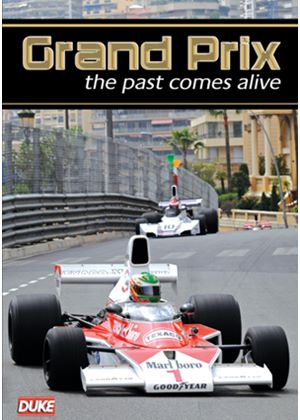 Formula One - The Past Comes Alive