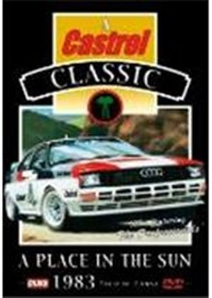 Place In The Sun - 1983 Tour De Corse, A