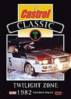 Twilight Zone - 1982 Swedish Rally