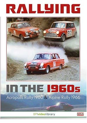 Classic Rallying From The 60'S
