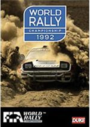 World Rally Championship Review 1992
