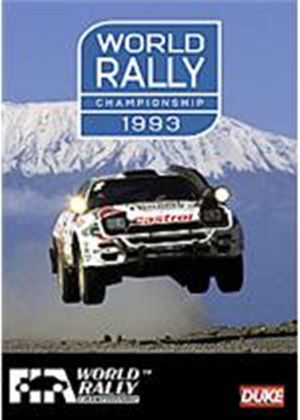 World Rally Championship Review 1993
