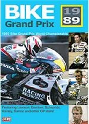 Bike GP Review 1989