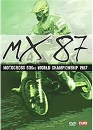 Motocross Championship Review 1987