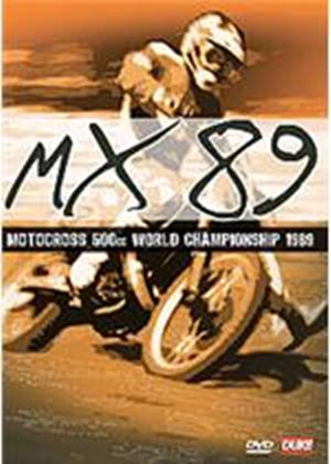 Motocross Championship Review 1989