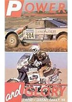 Paris-dakar Rally 1989