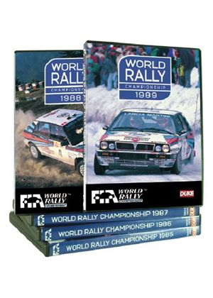 The World Rally Collection 1985-1989 Box Set