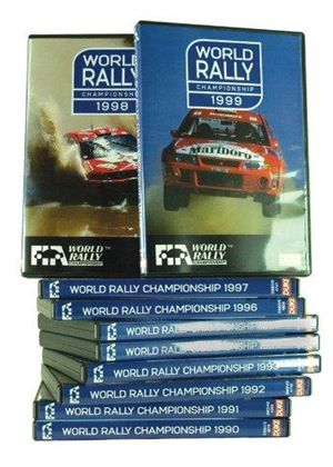 The World Rally Championship Collection - 1990 - 1999