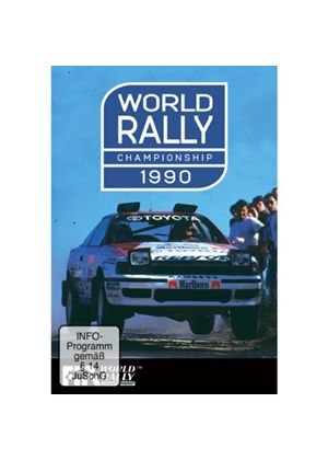 World Rally Review 1990