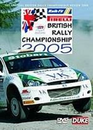 British Rally Review 2005