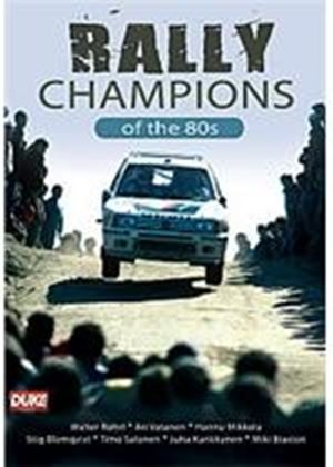 Rally Champions Of The 80S
