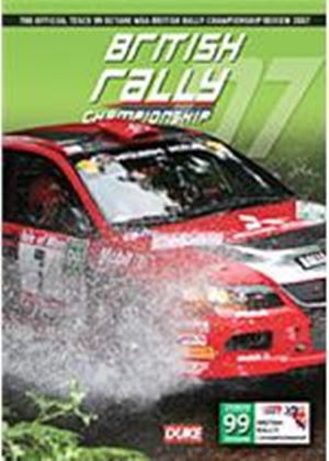 British Rally Championship Review 2007