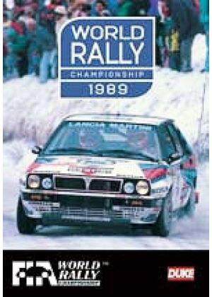 World Rally Review 1989
