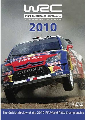 World Rally Review 2010