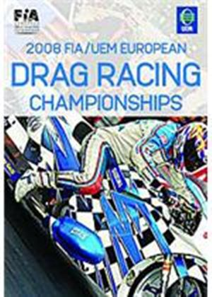 Fia / Uem European Drag Racing Review 2008