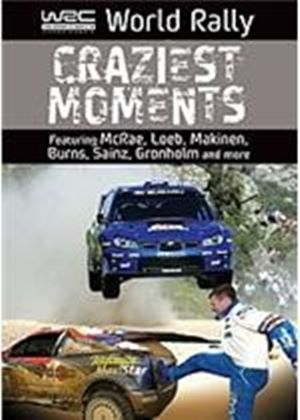 Wrc - Craziest Moments