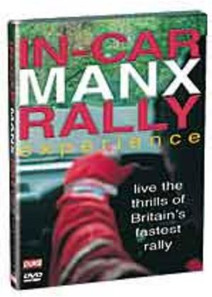 In-Car Manx Rally Experience