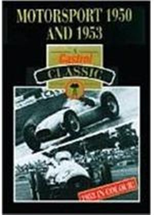 Motorsport 1950 And 1953