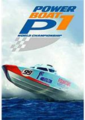 Powerboat P1 World Championship Review 2008