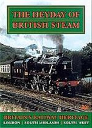 Heyday Of British Steam