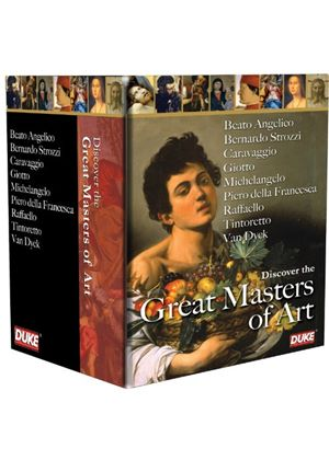 Discover The Great Masters Of Art