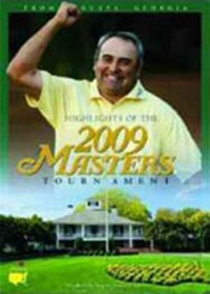 Augusta Masters 2009