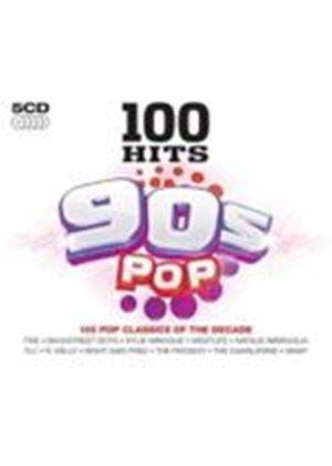 Various Artists - 100 Hits - 90s Pop (Music CD)