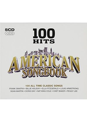 Various Artists - 100 Hits - American Songbook (Music CD)