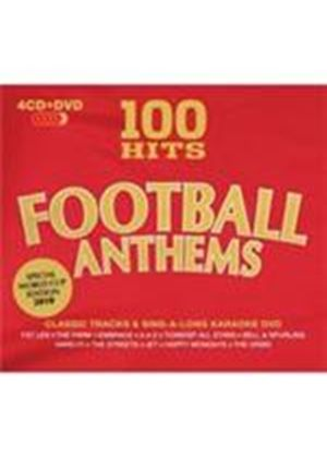 Various Artists - 100 Hits - Football Anthems (+DVD)