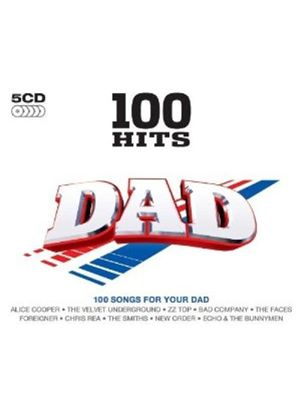 Various Artists - 100 Hits - Dad (Music CD)