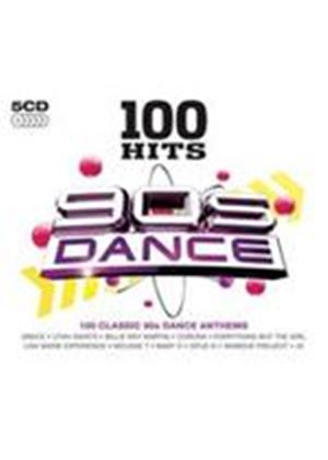 Various Artists - 100 Hits - 90s Dance (Music CD)